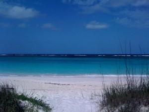 Eleuthera, Bahamas Beach
